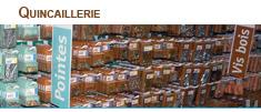 Quincaillerie - Bois, scierie - Drom'Bois